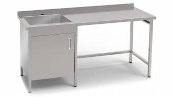Сфера использования и преимущества мебели из нержавейки