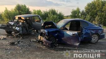 Біля Козельщини в ДТП загинуло двоє людей