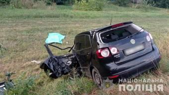Біля Пасічників у аварії загинула жінка