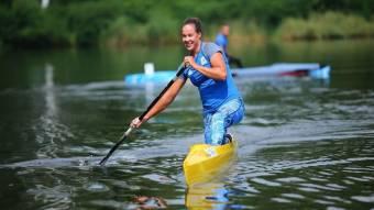 Людмила Лузан завоювала «бронзу» на олімпіаді