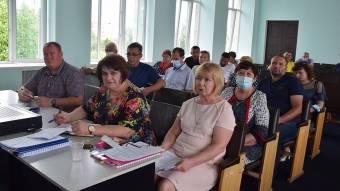 Для Новосанжарської і Старосанжарської шкіл шукають керівників