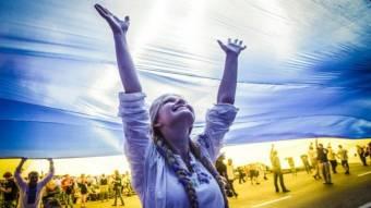 Як змінювалося наше ставлення до незалежності