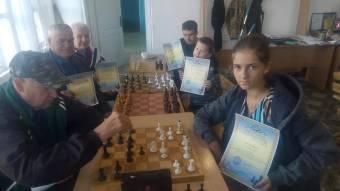 Новосанжарський шаховий клуб збирає найкращих