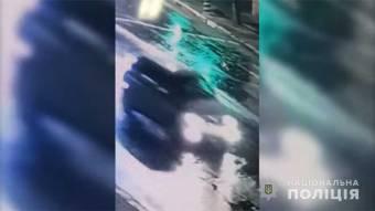 Поліція встановлює особу водія, який у Лубнах наїхав на пішохода та втік