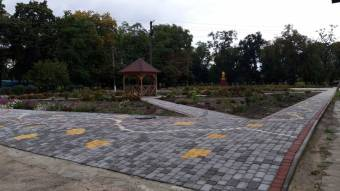 Парк Богдана Хмельницького продовжать реставрувати?