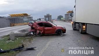 Поблизу Решетилівки в ДТП постраждали 4 людини