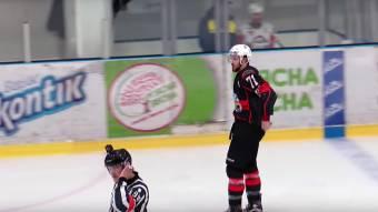 Кременчуцького хокеїста відсторонили від гри за расизм