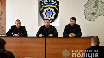 У Миргородському та Гадяцькому відділі поліції призначено нових керівників