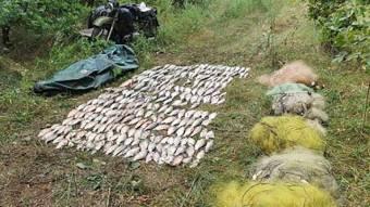 Кабмін значно збільшив штраф за незаконний вилов риби