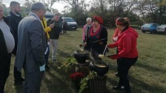 У Ляшківці під час свята з'їли 200літрів борщу