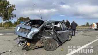 На Лубенщині у ДТП загинула дівчина