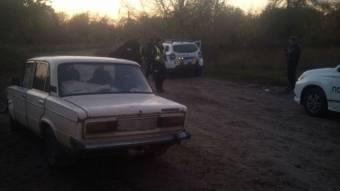 В Бутенках затримали банду грабіжників