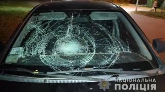 У Полтаві збили жінку-пішохода
