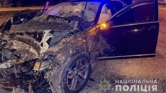 У Лубенському районі легковик зіткнувся із вантажівкою – одна людина загинула