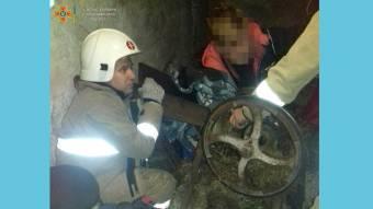 У Кременчуцькому районі хлопцю затягло руку і корморізку