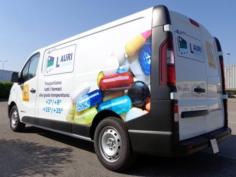 Для перевезення ліків має використовуватись лише спеціальний транспорт