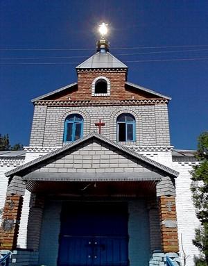 Церква.с.Суха