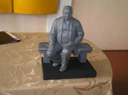 Депутати визначились з виглядом пам'ятника Миколі Касьяну