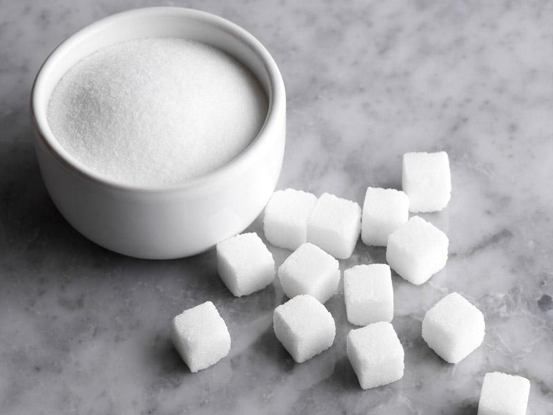 Сахар - вреден для здоровья.