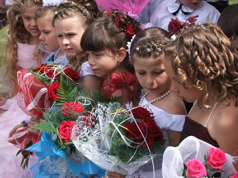 Великий випускний для маленьких дошкільнят — Тижневик «ЕХО» 3fa9cf0a21057