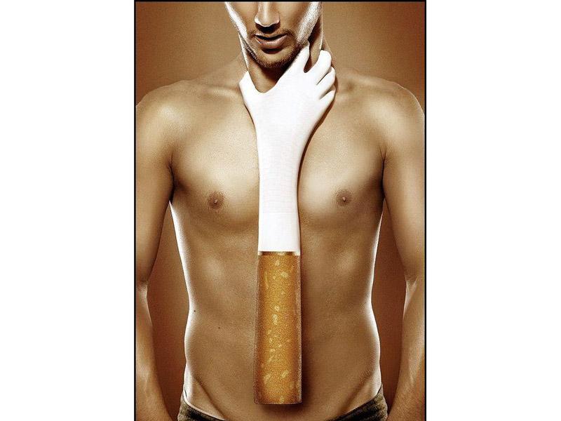 Не могу бросить курить курю 20 лет