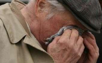 У Нових Санжарах розбійники побили і пограбували пенсіонерів