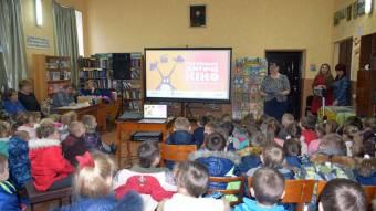 Дитяче кіно та онлайн-бібліотека