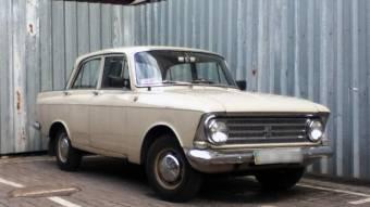 Правоохоронці встановили особу причетну до заволодіння автомобіля марки «Москвич»
