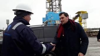 Прем'єр-міністр України Олексій Гончарук прибув із робочою поїздкою до Полтавщини