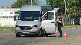 У Полтаві водій помер прямо за кермом автомобіля
