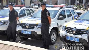 Кобеляцьким поліцейським подарували кросовер