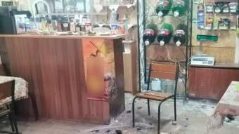 У двох полтавських кафе пролунали вибухи
