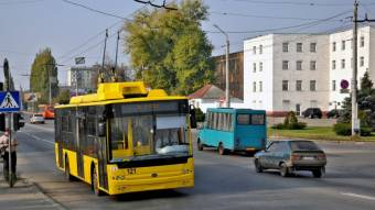 У Полтаві відновили пільгове перевезення у міському транспорті