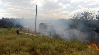 За минулу добу вогнеборці ліквідували 8 пожеж на відкритій території