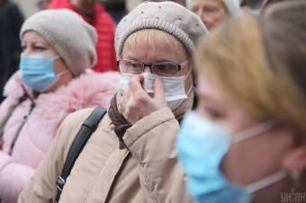 В Україні зафіксовано 5 231 новий випадок коронавірусної хвороби COVID-19