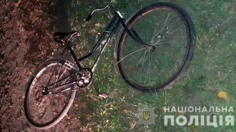 У Миргороді вантажівка збила велосипедиста