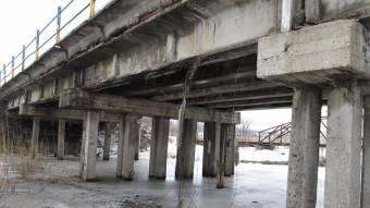 Суд скасував результат тендеру на ремонт мосту між Карлівкою та Машівкою
