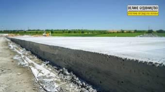 У обхід Кобеляк збудовано близько 60 км дороги  Н-31 Дніпро-Решетилівка