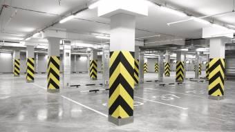 У Полтаві завершили будівництво підземного паркінгу для карет «швидкої»