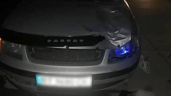 На Решетилівщині під колесами авто загинув пішохід