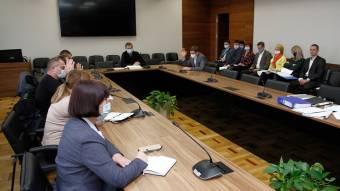 Узгоджено суми заборгованості семи підприємствам водопостачання й теплового господарства Полтавщини