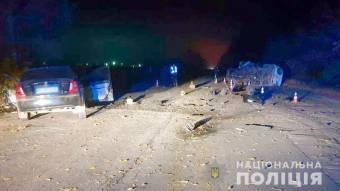 Уночі в Полтаві в ДТП загинув чоловік