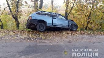 У Білицькій та Кобеляцькій громадах в ДТП травмувалися 2 людей