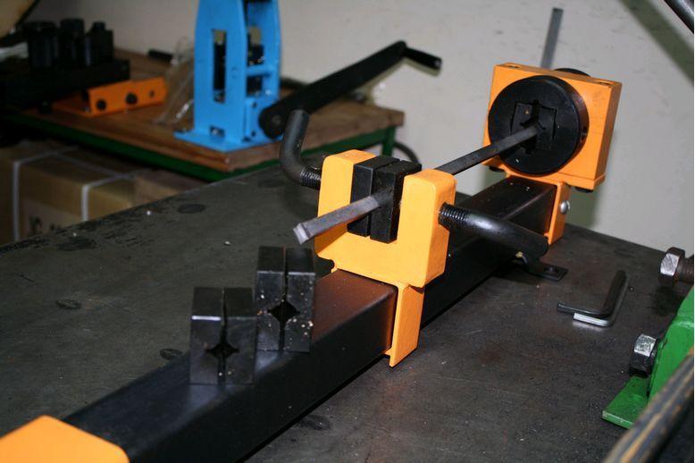 Как изготовить станок для ковки своими руками