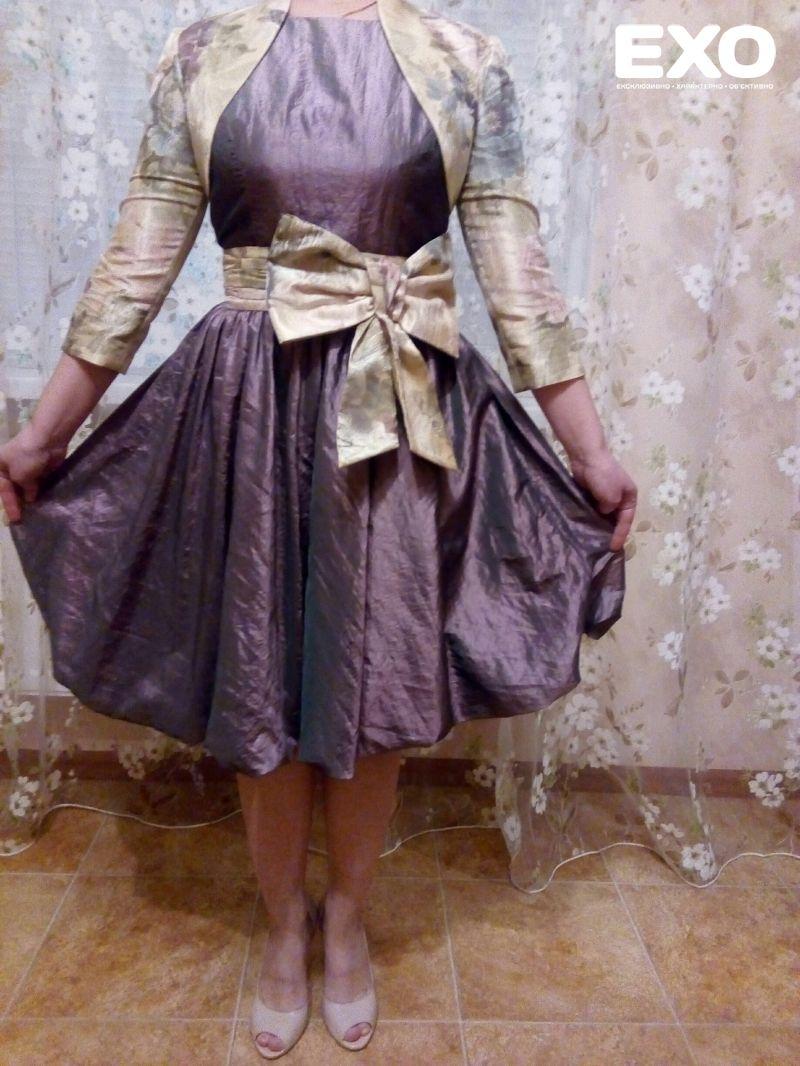 нарядна сукня для випускного балу — Тижневик «ЕХО» dae4d1ec5d3e9