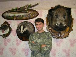 ФОТО - Олександр Заєць: «ВКобеляках янашел то, чего мне нехватало вжизни»