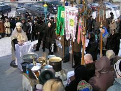 ФОТО - Святкування Водохрещі в Кобеляках
